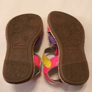 Stride Rite Shoes - Stride Rite Sandals Sz 5 colorful new no tags